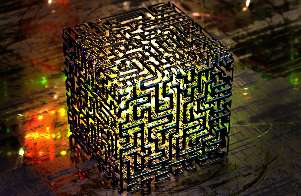 Abstract Quantum Computer