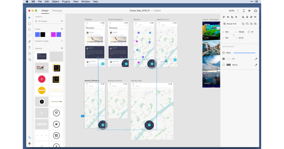 Adobe Is Giving Away Its App Interface Design Tools With