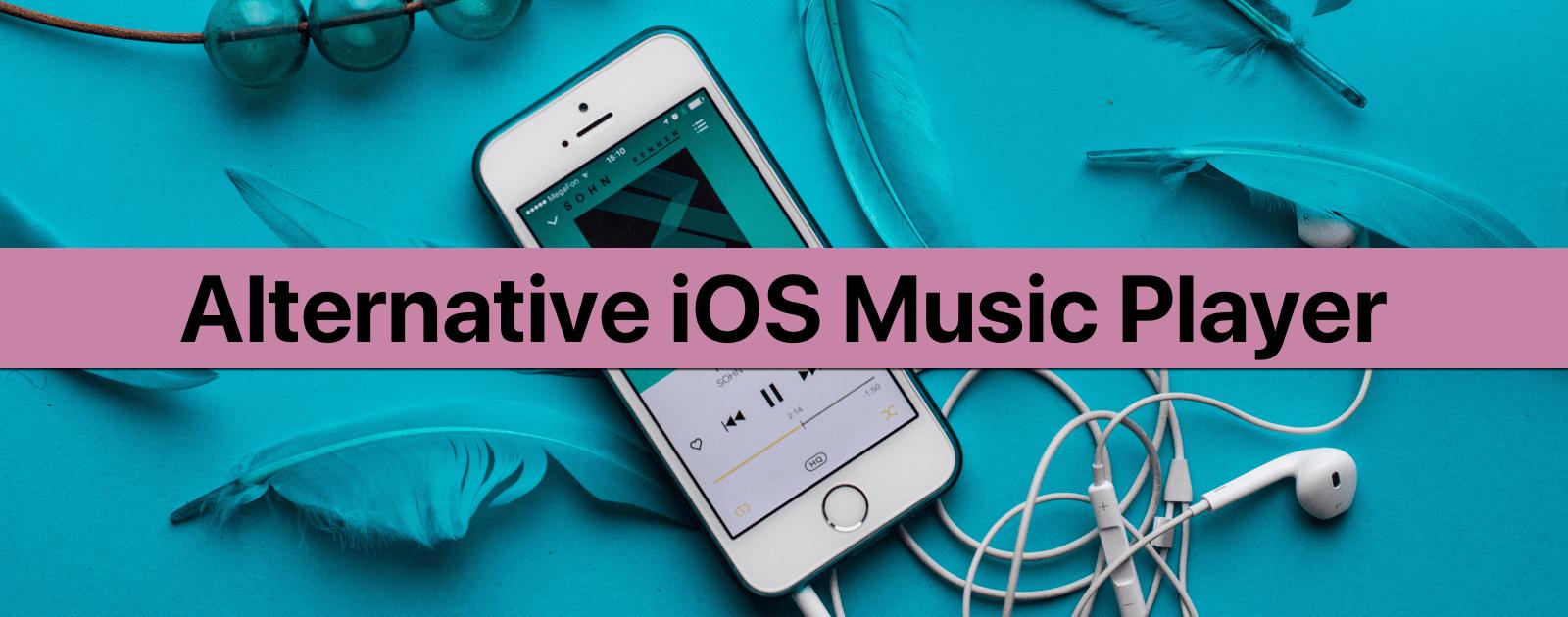 Doppler Music Player is an Alternative Music App for iOS