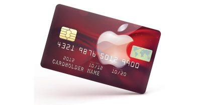 Apple Credit Card Mockup