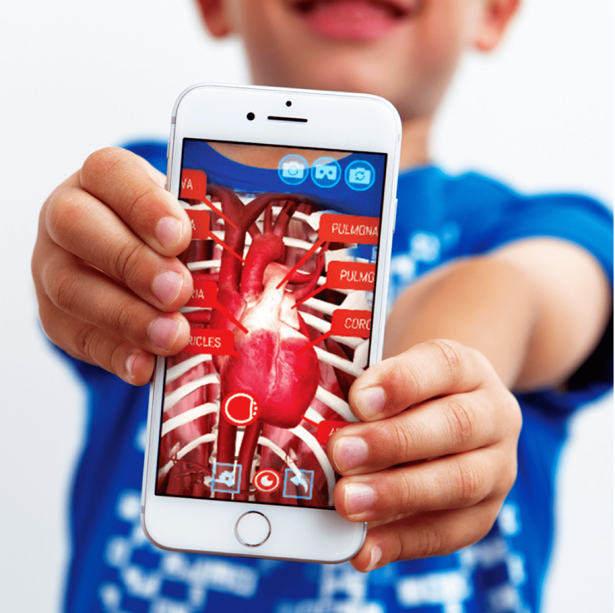 This AR T-Shirt for Kids Gives You X-Ray Vision…Sort Of