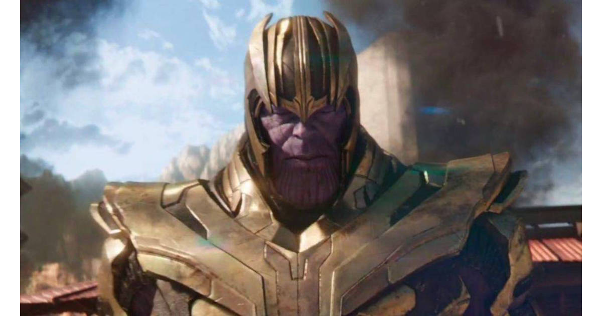 Resultado de imagen de avengers infinity war thanos