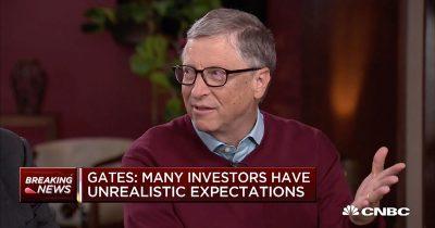 Bill Gates on CNBC