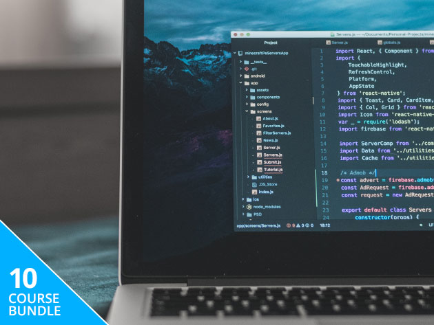 Pay What You Want for the Coding 101 Bundle
