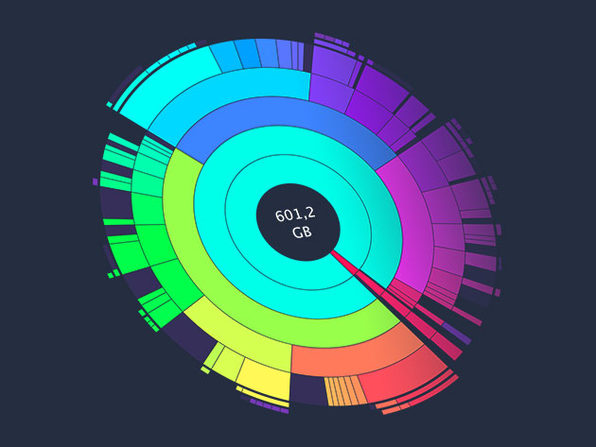 DaisyDisk for Mac: $6.99