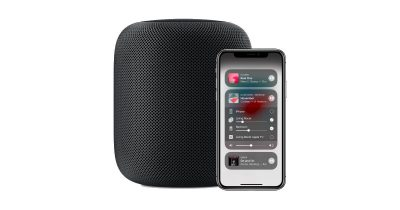 HomePod with iPhone and AirPlay 2