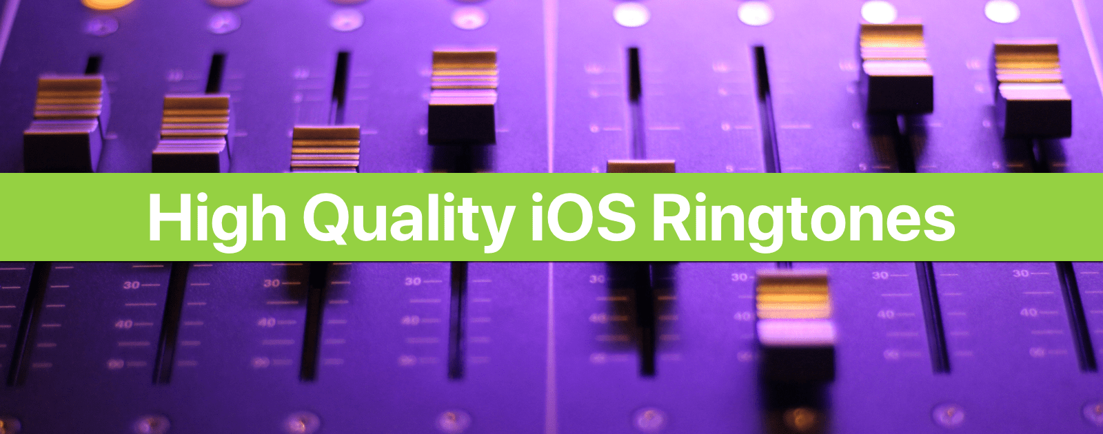 how to download ringtones ios