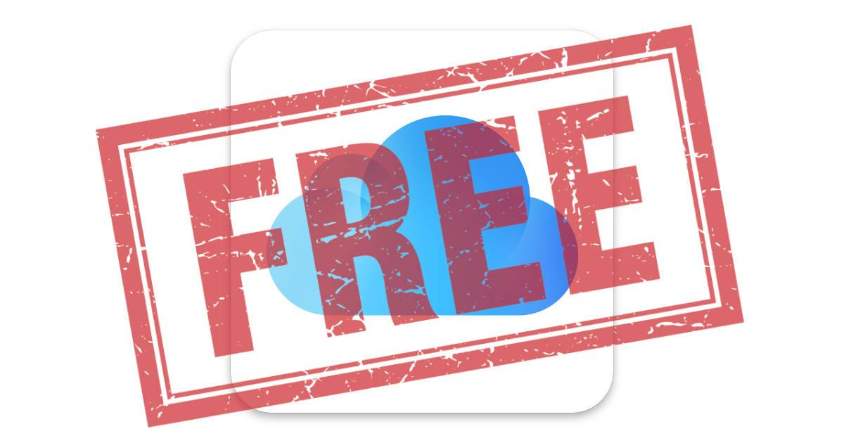 iCloud storage upgrade free month offer