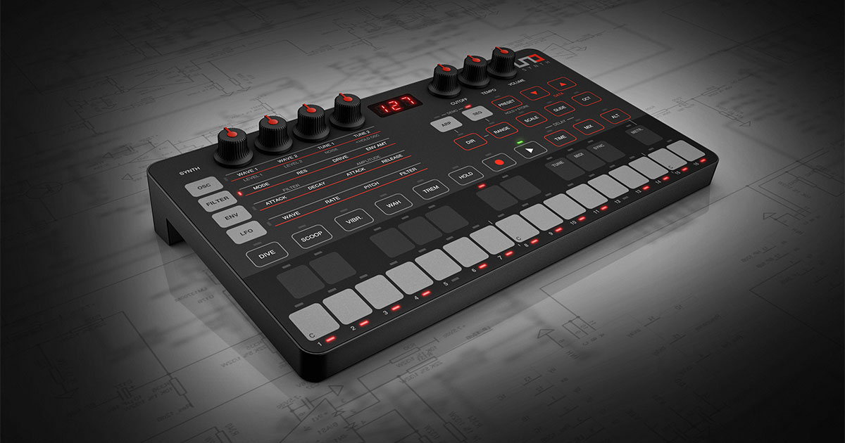 IK Multimedia's UNO Synth