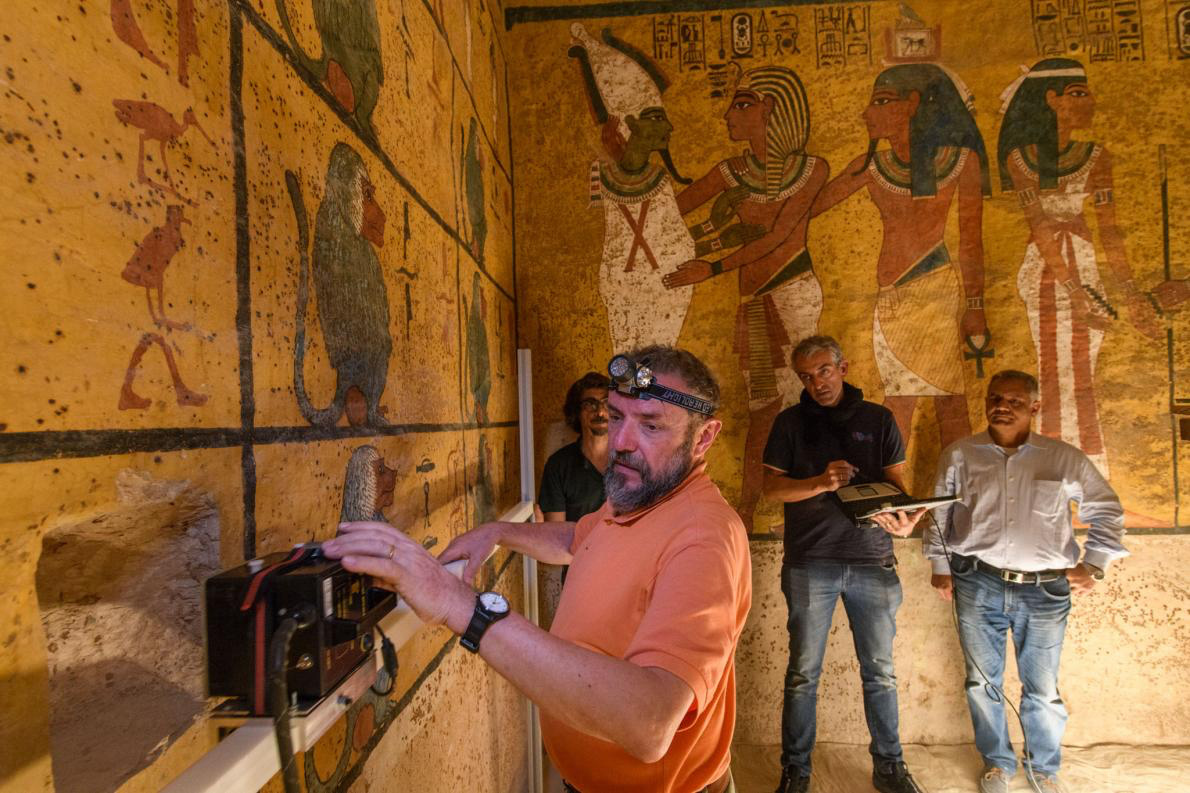 No Secret Chambers Hidden Behind King Tut's Tomb – For Real, This Time