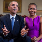 Obamas Sign Podcasting Deal With Spotify