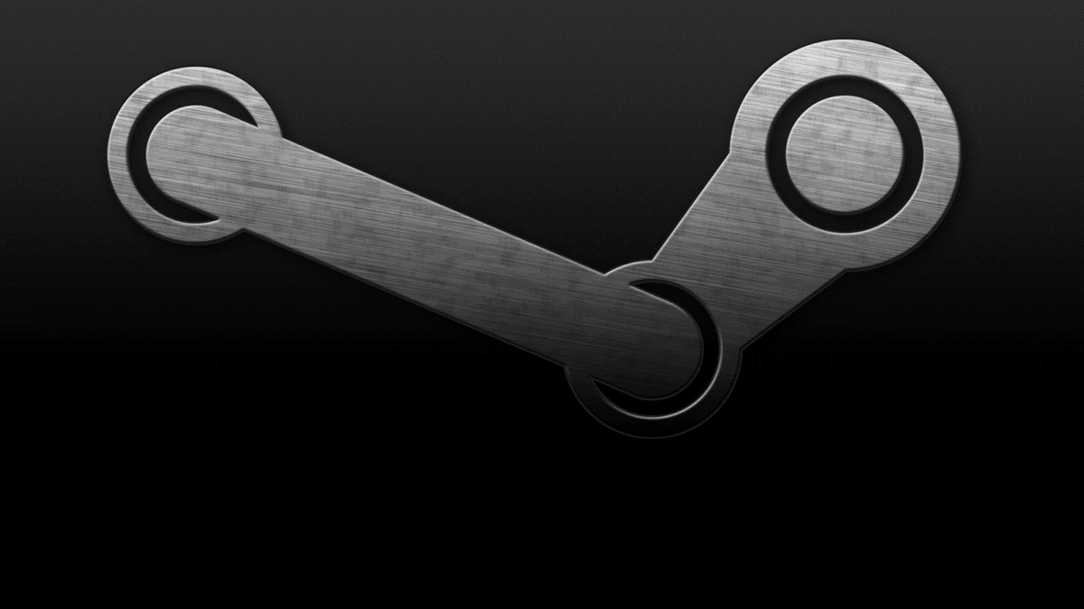 New App Will Let You Play Steam Games on iOS, tvOS. Image of Steam logo.