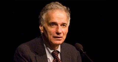 Ralph Nader (Credit: Wikimedia Commons}