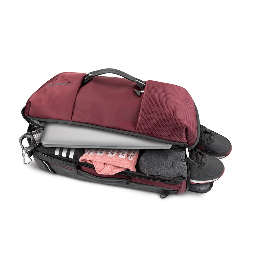 All-star Backpack Duffel from Solo NY: Affordable, and big enough for a weekend away from home.