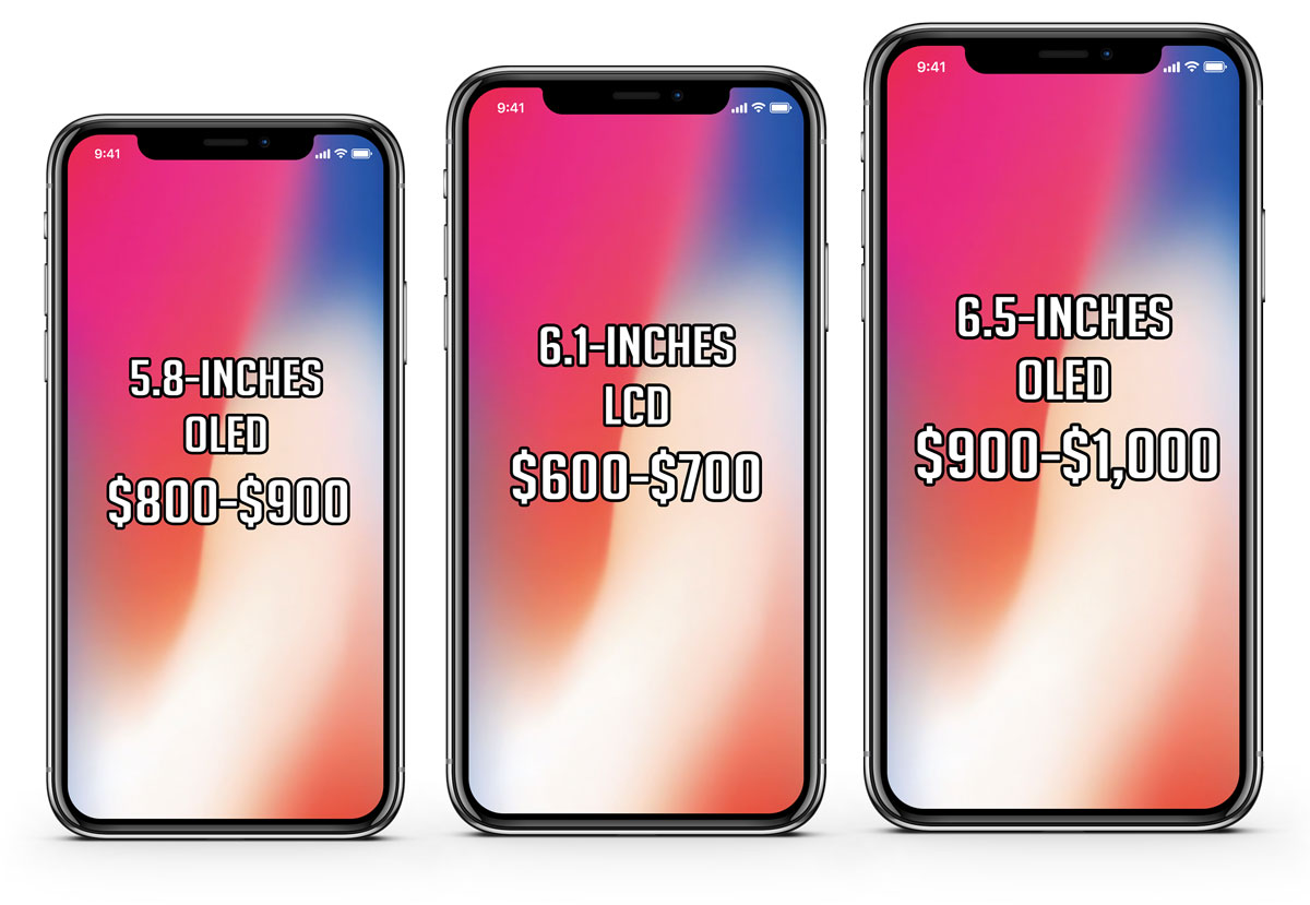 2018-iphone models ming-chi kuo