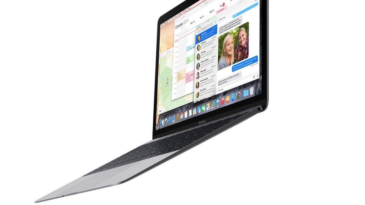 Image of 12-inch 512GB MacBook.