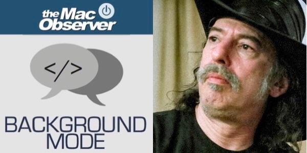 Steven Brust on Background Mode
