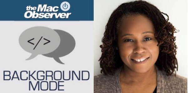 Dr. Ayanna Howard on Background Mode.