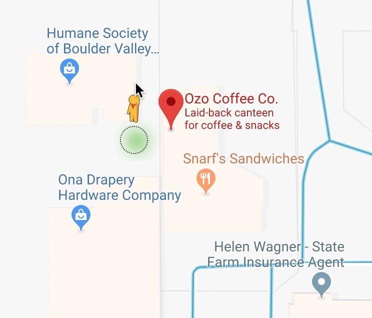 Dragging Pegman on Google Maps