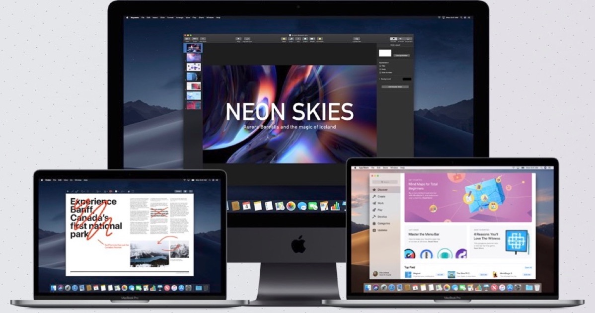 Apple's macOS Mojave is Stunning  What We've Waited For - The Mac