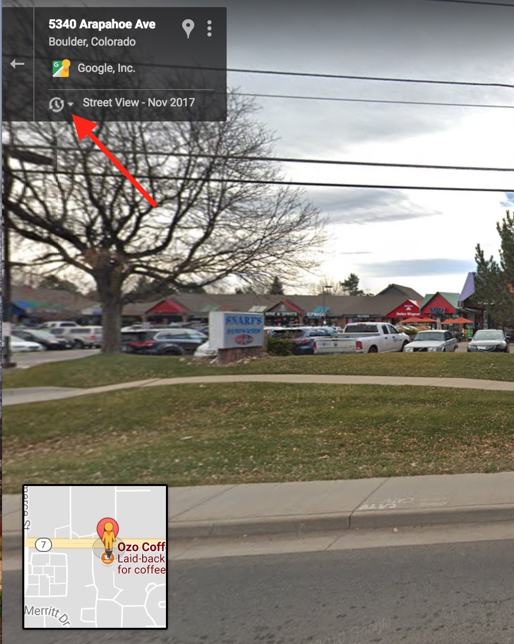 How To See Archives Within Google Street View The Mac Observer