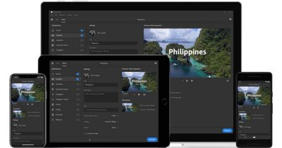 Adobe Project Rush video editor and publisher for iPhone, iPad, and Mac