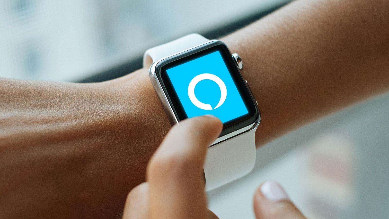 This $2 App Brings Amazon Alexa to Your Apple Watch…Sort Of