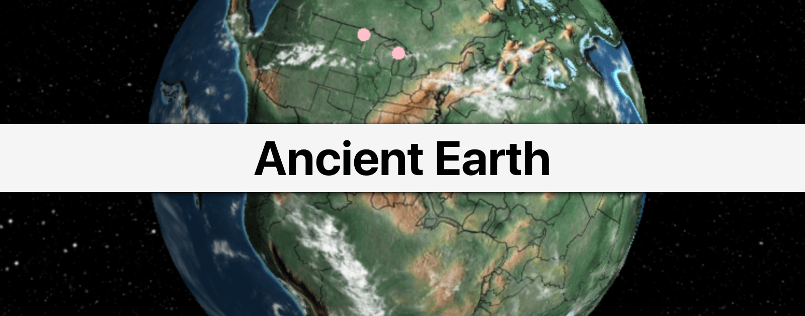 Here's What Your City Looked Like up to 750 Million Years Ago
