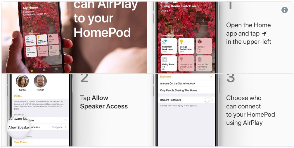iOS: How to Let Your Friends Control HomePod Music