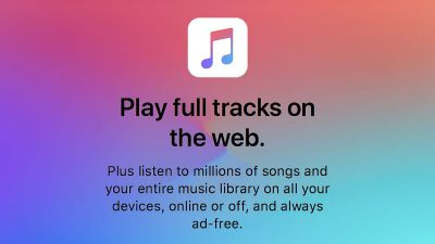 apple music full tracks