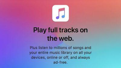 apple music full tracks