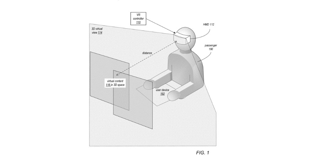 Apple VR Patent Application