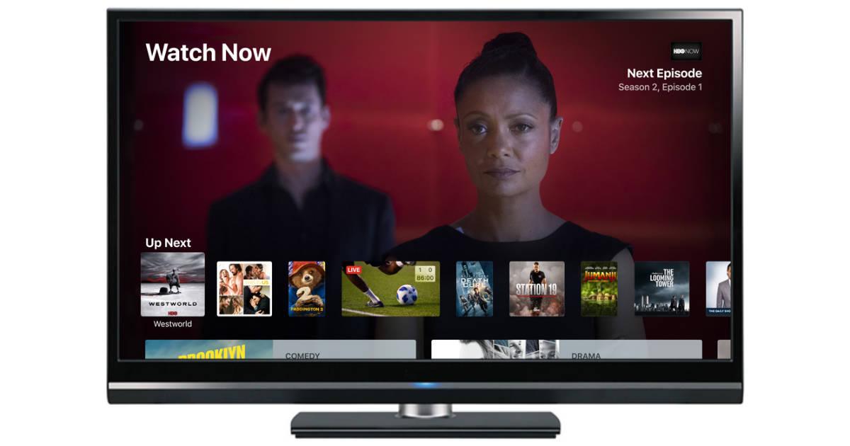 Apple TV with tvOS 12 developer beta 2
