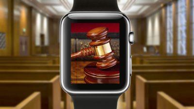 apple watch lawsuit