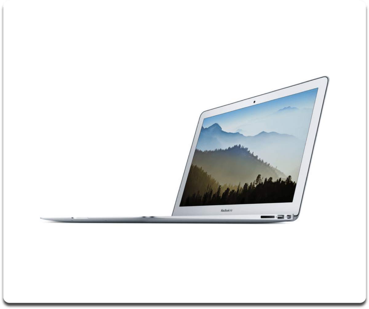B&H is selling a cheap MacBook Air, pictured here.