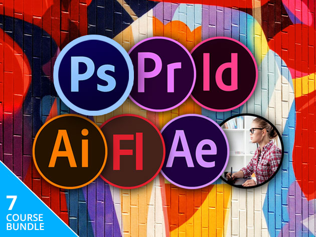 The Complete Adobe CC Training Bundle: $29