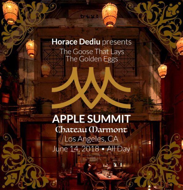 dediu apple summit 2018