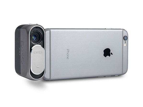 DxO ONE Digital Connected Camera for iPhone and iPad: $341.99