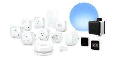 Eve HomeKit smarthome product family