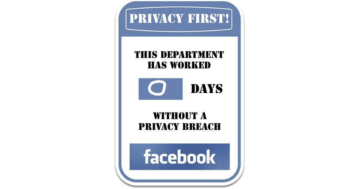 Facebook Privacy Breach Counter