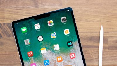 ipad notch mockup