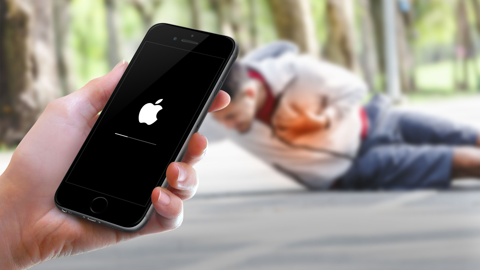 iphone automatic update heart attack