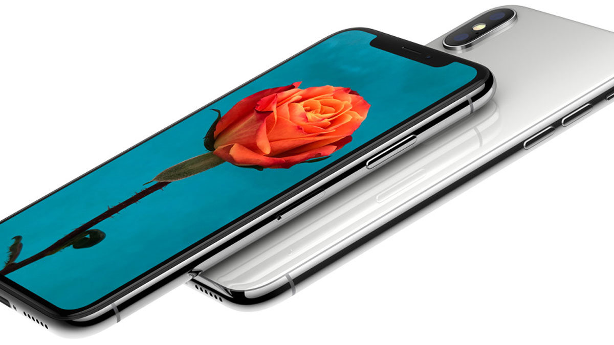 Image of iPhone X. The 2019 iPhone could have three cameras.