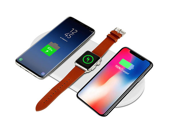 iPM 3-in-1 Fast Wireless Charging Pad: $48.99