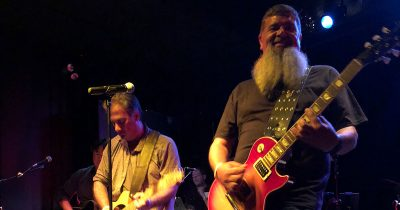 Jim Dalrymple and Paul Kent at The Loop Bash, 2018