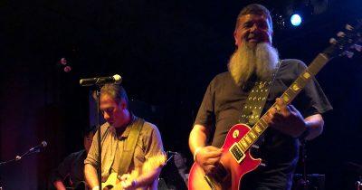 Jim Dalrymple and Paul Kent at The Loop Bash, 2018