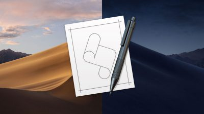 macos mojave day night applescript