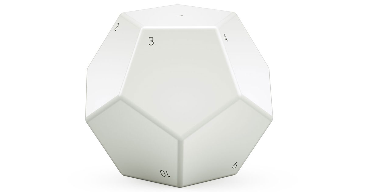 The 12-Sided Nanoleaf Remote