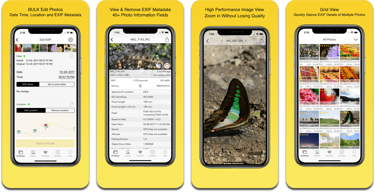 Photo App Sale: EXIF Viewer by Fluntro Goes From $3 to Free
