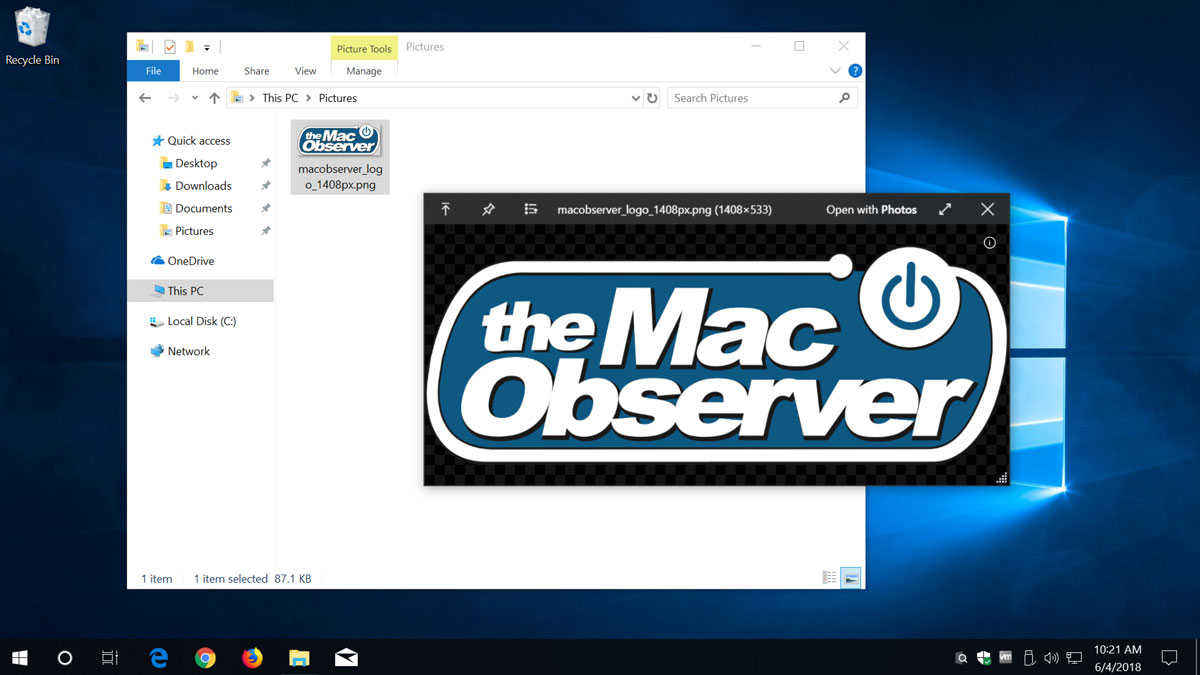 Here's a Free App That Adds the Mac's Quick Look Feature to Windows